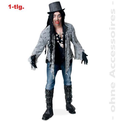 Fasching Zombie Frack Grosse Xl 1 Tlg Kostum Halloween