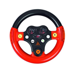 BIG Multi Sound Wheel Lenkrad für Bobby Cars 56459