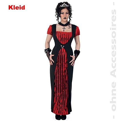 Fasching Damen Kostum Kleid Davina Gr 38 24 99