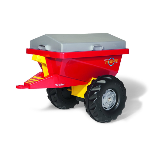 Rolly Toys rollyStreumax Trailer rot 125128