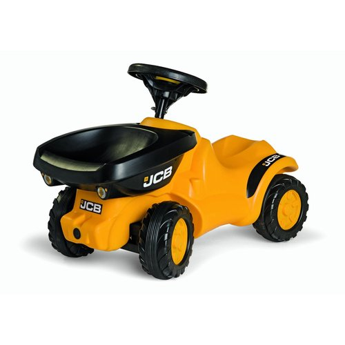 Rolly Toys Rutscher JCB Dumper mini trac 135646