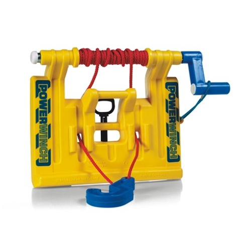 Rolly Toys Seilwinde Powerwinch gelb 409006