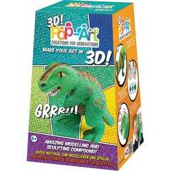 PopArt Pop Art Full 3D Dinosaur T-Rex 38040