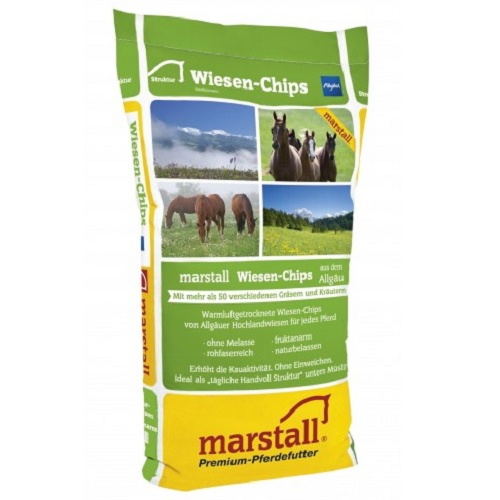 Marstall Wiesen-Chips Wiesenchips 15kg Sack