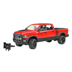Bruder RAM 2500 Power Wagon Pickup 02500