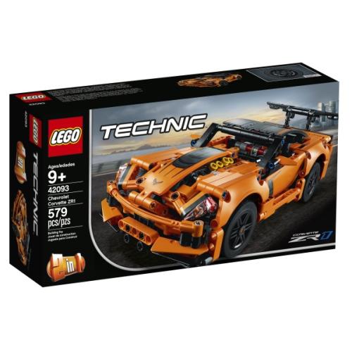 Lego Technic Auto Chevrolet Corvette 42093