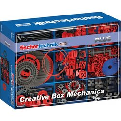 Fischertechnik Creative Box Mechanics 554196