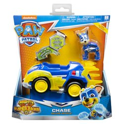 Paw Patrol Mighty Pups Themed Basic Vehicle sortiert