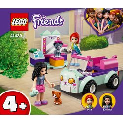 LEGO Friends Mobiler Katzensalon 41439