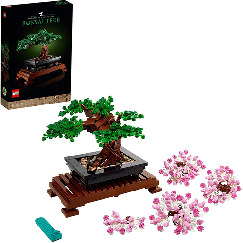 LEGO Icons Bonsai Baum 10281