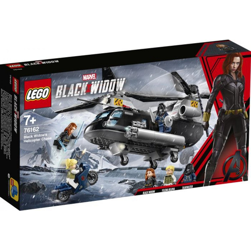 LEGO Marvel Super Heroes Black Widows Helikopter