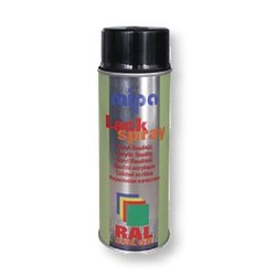 MIPA Lack Spray RAL 6031 bronzegrün stumpfmatt 400ml