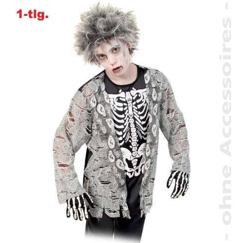 Fasching Zombie Junge 1 Tlg Kostum Grosse 164 Hallowe