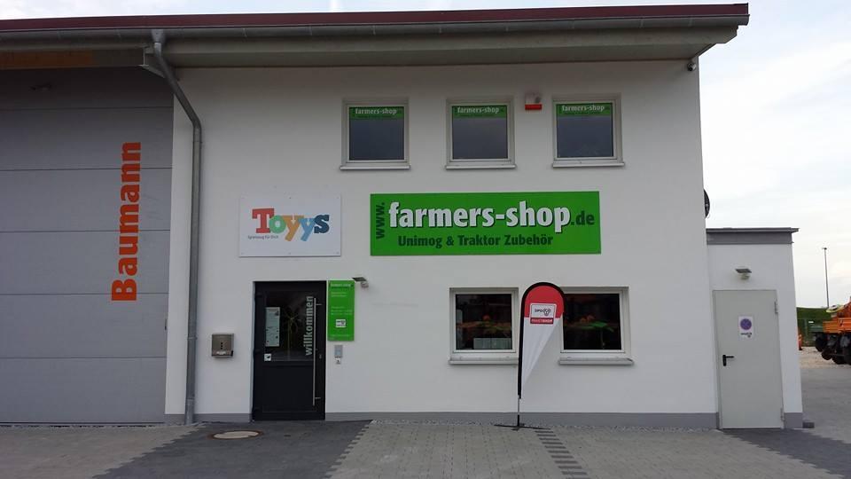 Farmers Shop Aussen